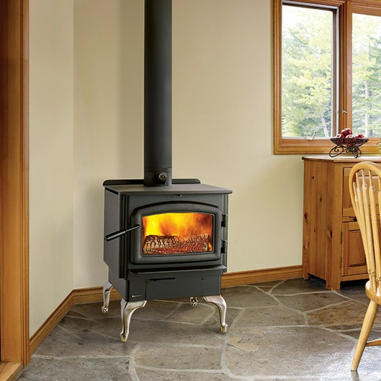 What Alberto Savoia Can Teach You About Wood Burning Stove