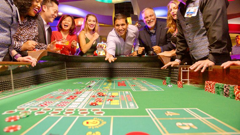 Utilizing 7 Casino Approaches Like The Professionals