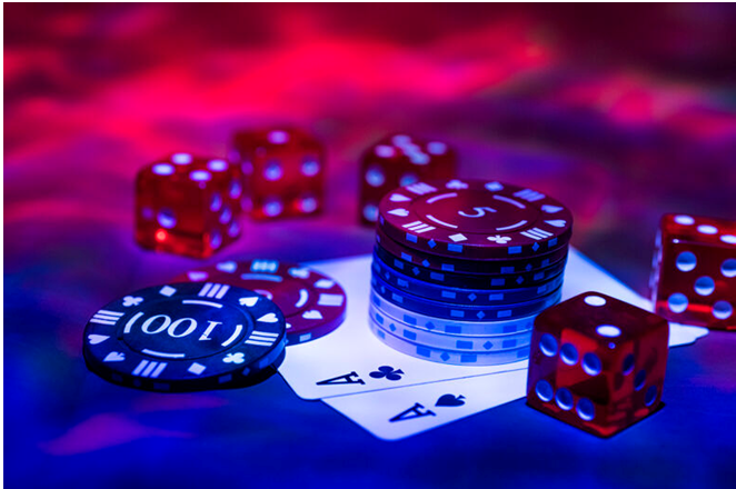 About Online Casino Slot Games