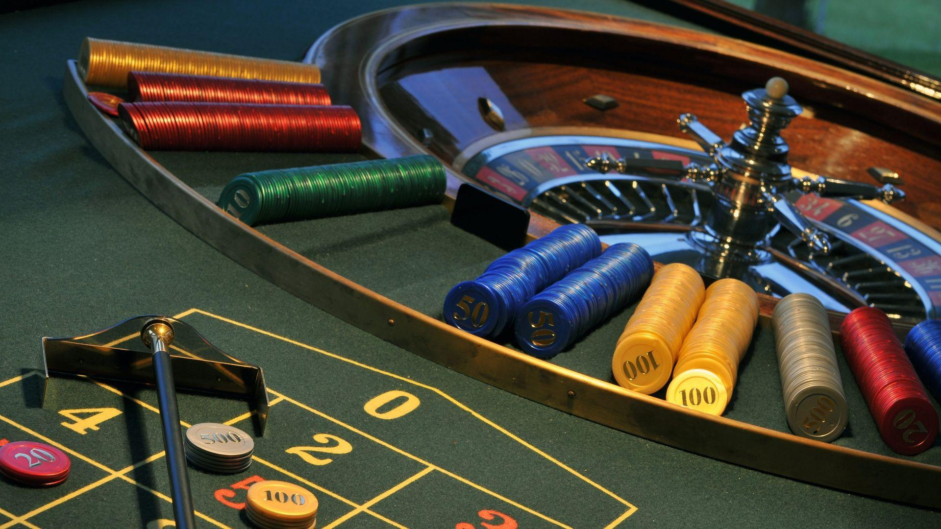 59% Of The Market Is Excited about Casino