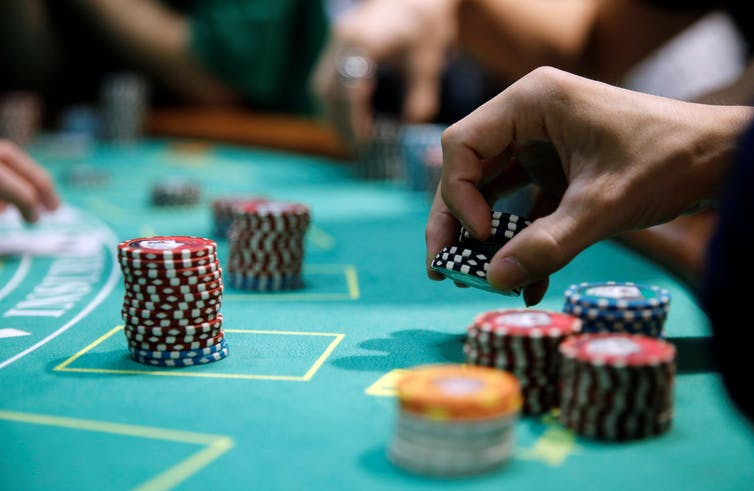 Whether You are An Expert in Casino Without Realizing It